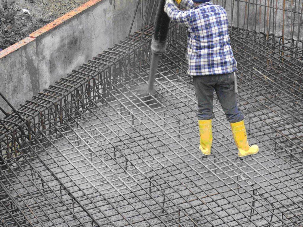 Купить бетон для фундамента в мешках применение фибробетона в строительстве