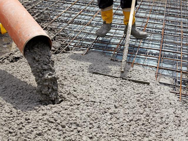 Приобретение бетона и арматуры в Бронницах