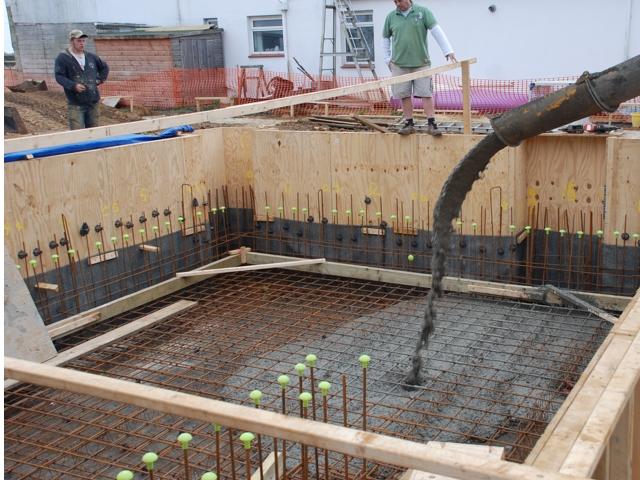 Заказать большой объем бетона в Ногинске